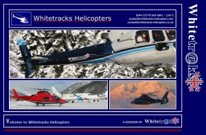 White Tracks Helicopter Transfers