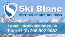 ski blanc logo