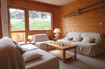 Mottarets Apartments Vanoise Lounge