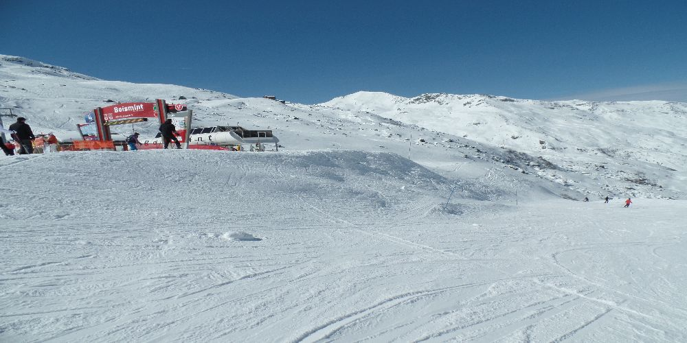 Boulevard Cumin back from Val Thorens.