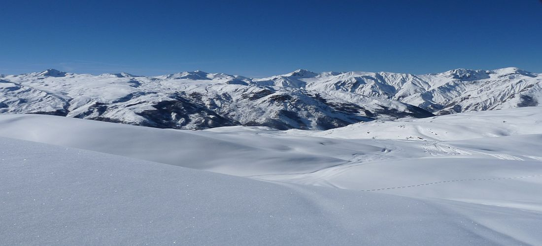 Off Piste to St Martin