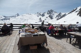 Lunch On The Mountain
