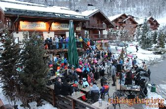 Meribel Bars Pubs Nightclubs - LDV Bar