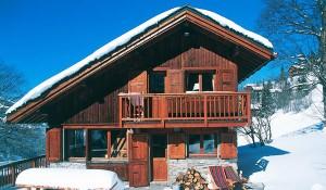 chalet-Bambis-4-bedrooms-outside-meribel