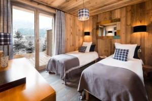 chalet-Chererie-twin-bedroom