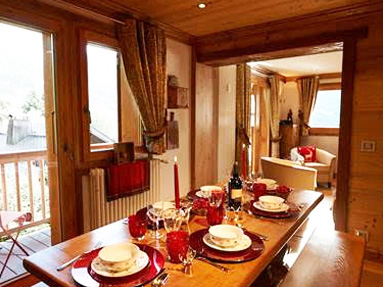 chalet-annabel-dining
