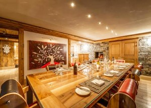 chalet-mont-tremblant-dining