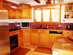 chalet-Doron-kitchen