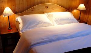 chalet-Larclusaz-bedroom