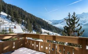 chalet-Marmottieres-balcony-view