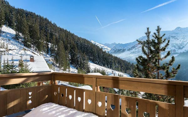 chalet-Marmottieres-balcony-view