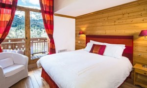 chalet-Phoebe-bedroom