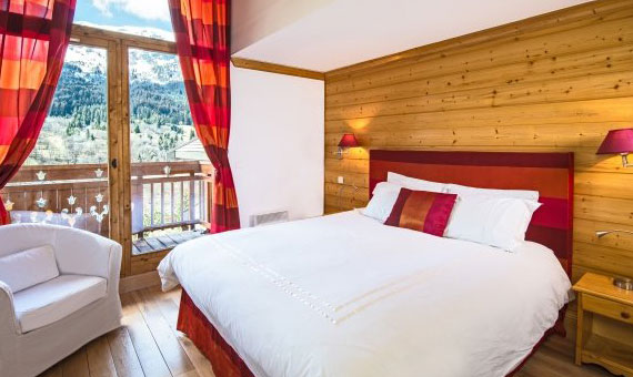 chalet-Phoebe-bedroom