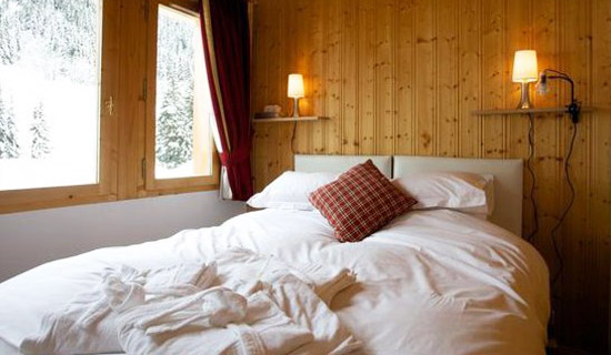 chalet-Quatre-Meules-bedroom