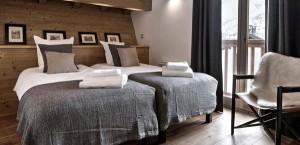 chalet-Victoire-4-bedrooms-twin-bedroom