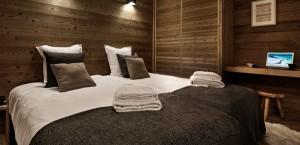 chalet-Victoire-4-bedrooms-twin-bedroom4