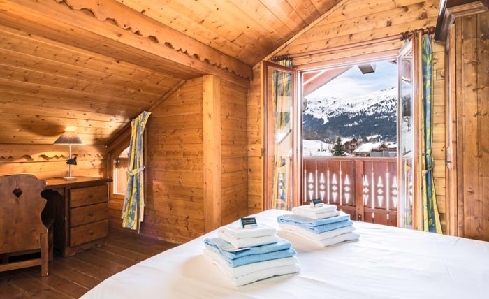 chalet-chamois-bedroom