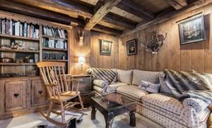 chalet-colarado-library