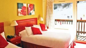 chalet-hotel-tarantaise-bedroom