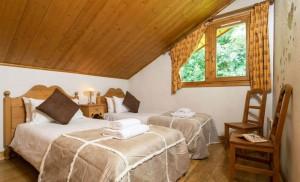 Chalet-Apartment-Le-Rocher-bedroom2
