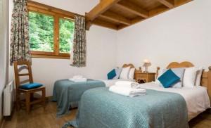 Chalet-Apartment-Le-Rocher-bedroom3
