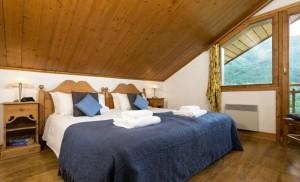 Chalet-Apartment-Le-Rocher-bedroom5