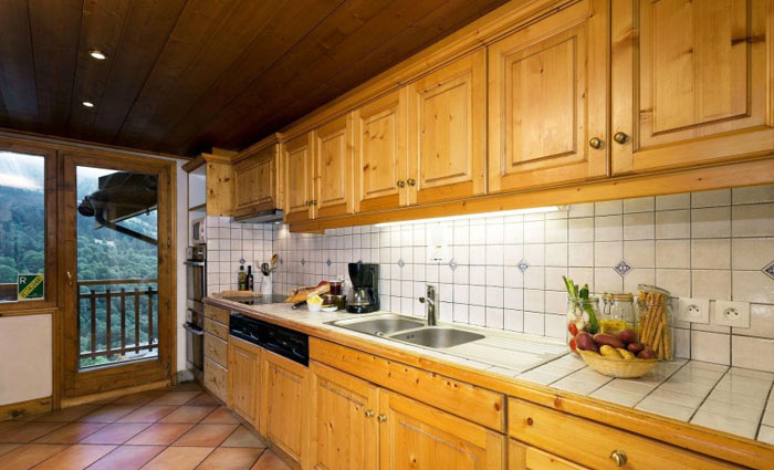 Chalet-Apartment-Le-Rocher-kitchen