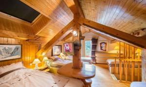 Chalet-apt-Ruiseau-bedroom-for-5