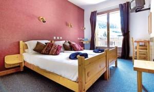 Grangettes-bedroom