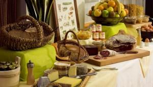 Hotel-LOree-du-Bois-food