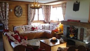 Lounge-chalet-summer