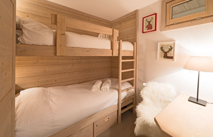 apartment-la-foret-bunk-room