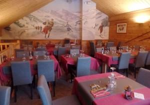 La Flambée Restaurant In Meribel   Meribel Unplugged