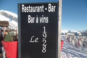 Le 1928 Lunch Restaurant