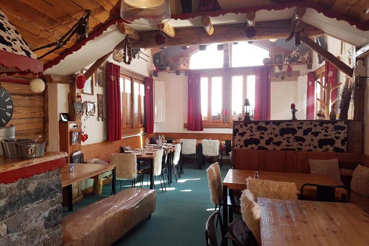 Le Corbeleys Restaurant