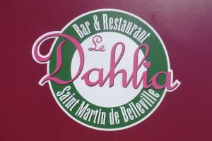 Le Dahlia