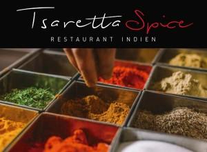 Tsaretta spice Indian