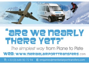 Meribel Airport Transfers